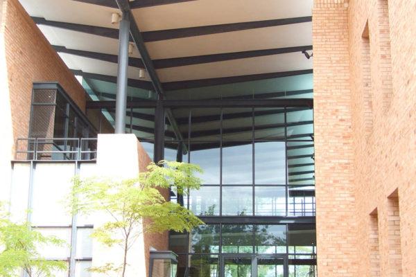 outside entrance 3