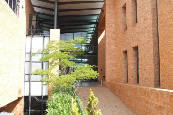 outside entrance